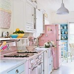 pastel kitchen design