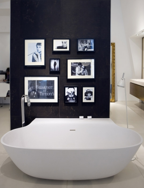 Modern Black And White Bathrooms Panda 39 S House