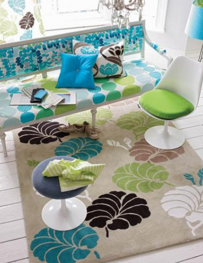Turquoise And Green Color Schemed Interiors Panda 39 S House