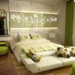 Green and Brown Bedrooms