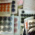 Brocante Buttons