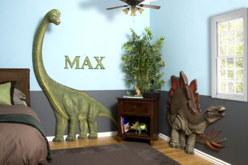 dinosaur boys bedroom Panda s House