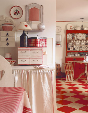 Red Country Kitchens | Panda's House