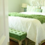 light green bedroom design