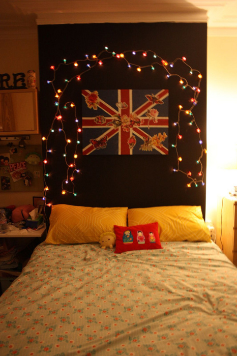 Christmas Lights In The Bedroom Panda 39 S House