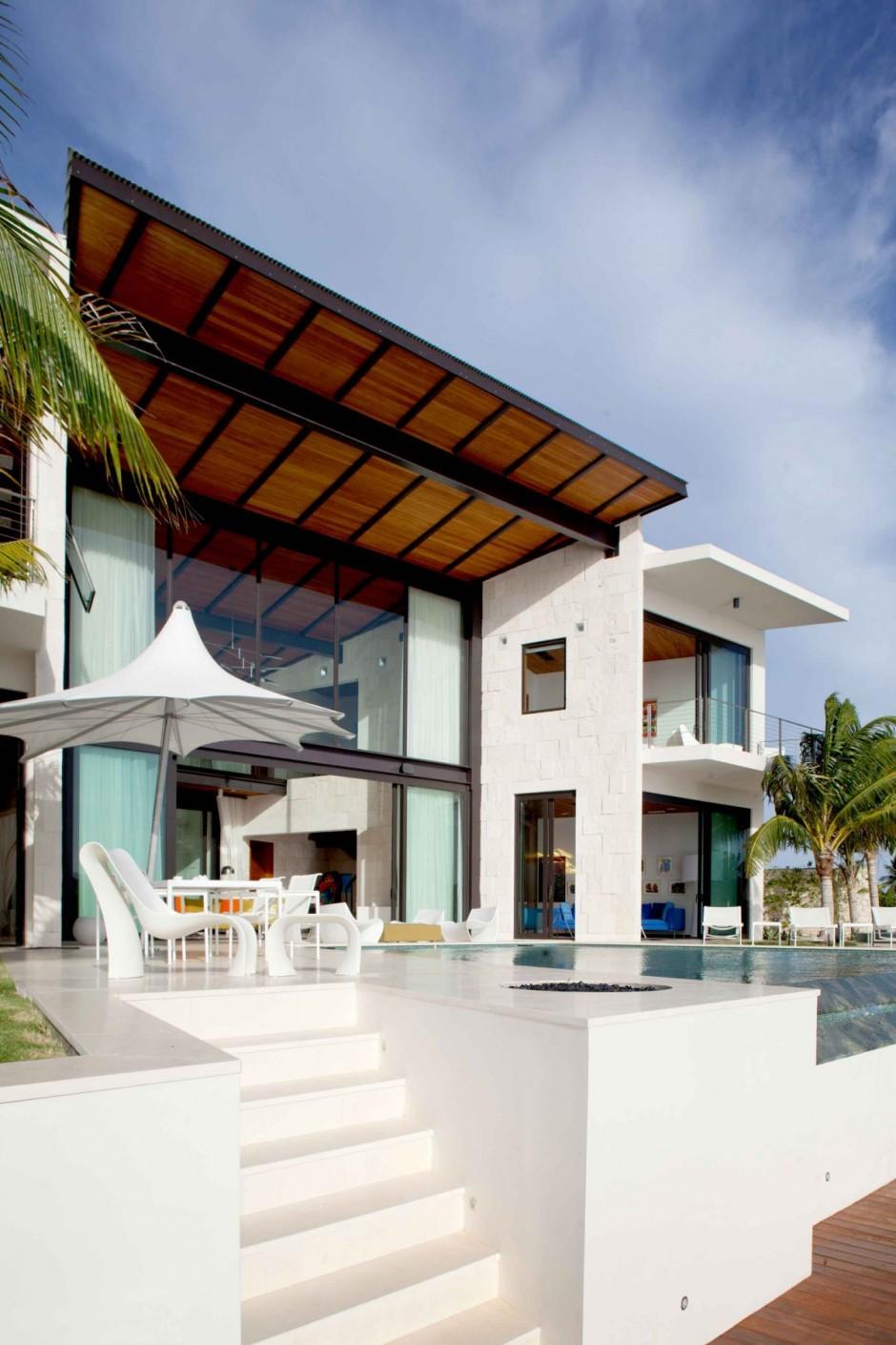 Luxurious bonaire house design panda 39 s house for Shouse designs