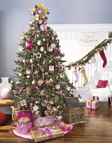 Christmas Tree Decoration Ideas - Panda's House