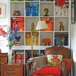 Colorful Living Areas