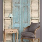 French Doors Rustic