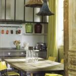 Pretty Rustic Kitchen