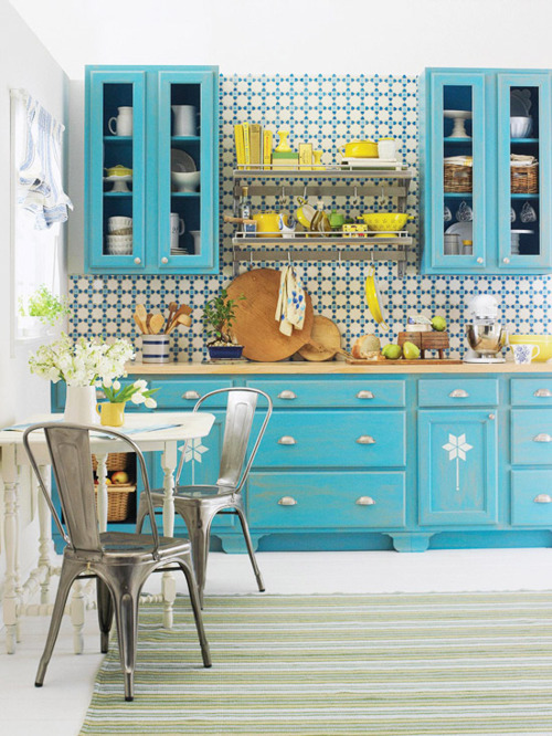 Turqoise Kitchen: Turquoise Kitchen Ideas