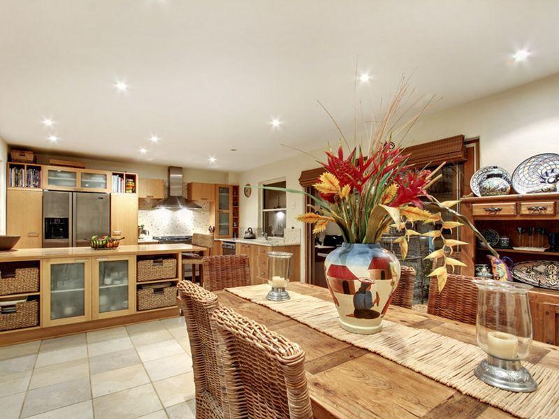 Mediterranean Home Architecture Interior Design 6 Kitchen