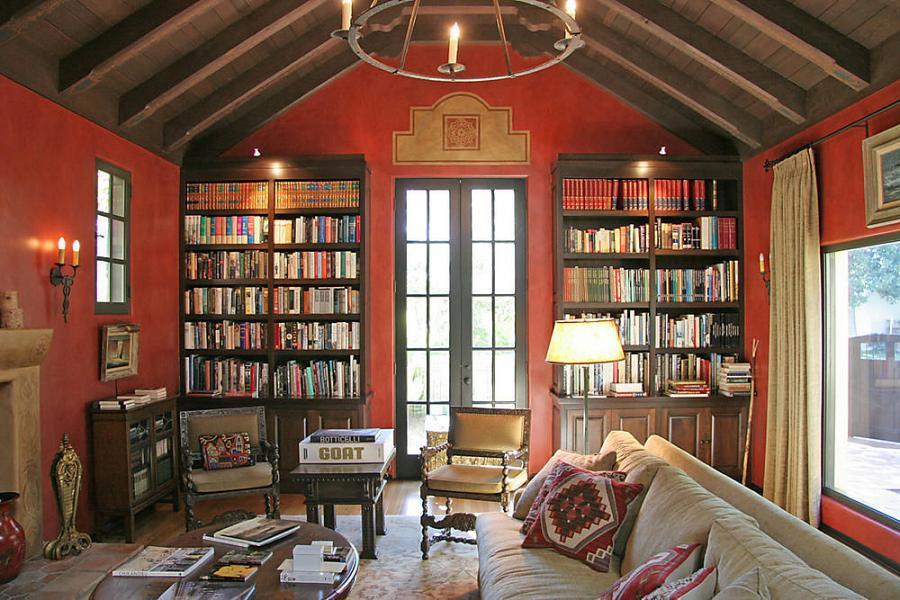 California Monterey Colonial Red Panda 39 S House