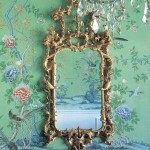 Chinoiserie in Turquoise