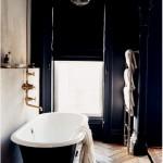 Black Clawfoot Baths