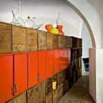 Carpentry Inspired Loft