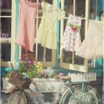 vintage-clothes-line-scene