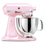 KitchenAid Komen Foundation Artisan Series 5-Quart Mixerin-Pink!