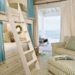 beach theme bunk bed