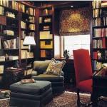 bookshelves-library