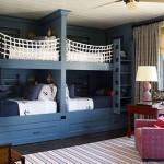 sleeps four bunk beds