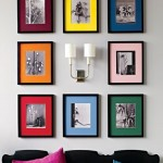 colorful wall-frames