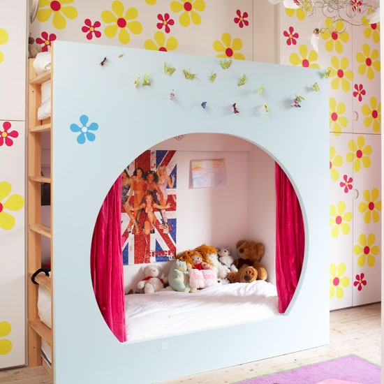 Pics s Cool Bunk Beds For Girls