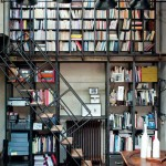 home-library-bookshevles-industrial