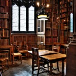 old-style-home-library