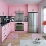 pretty-pink-kitchen