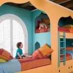 Turkish themed bunk beds