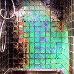 color changing bathroom