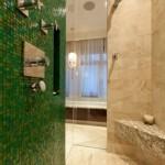 eco green bathroom