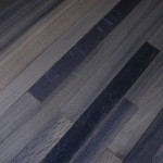 Grey Stained Wood Floors