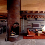 industrial-fireplace-home