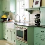 kitchen-seafoam-green
