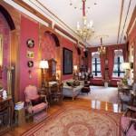 classic pink room design