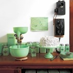 Jadeite kitchen