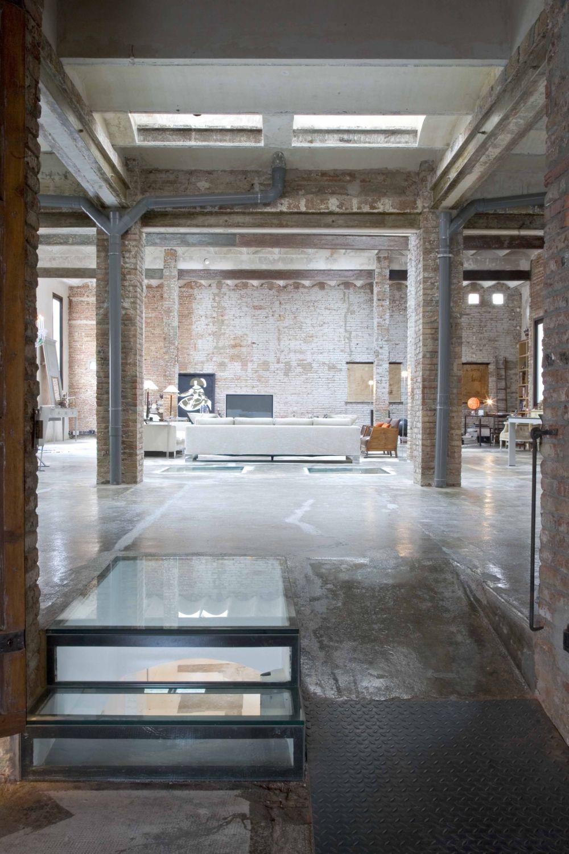 Loft Barcelona Warehouse Conversion 4 Panda 39 S House