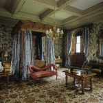 State Bedroom at Penrhyn castle