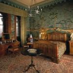 Penrhyn Castle bedroom