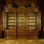 Penrhyn Castle library