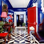bold entrance interior design