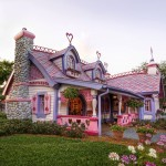 life size doll house