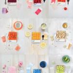 pantone foods art