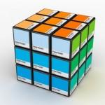 pantone rubik cube