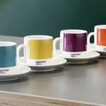 pantone tea cups