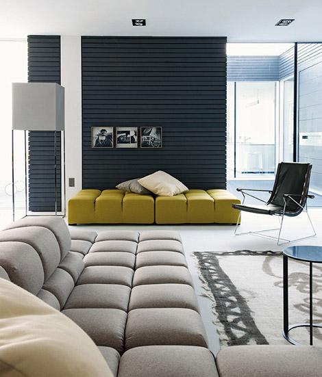 Yellow Sofa Interior Design Modern