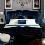 Blue velvet interior inspiration