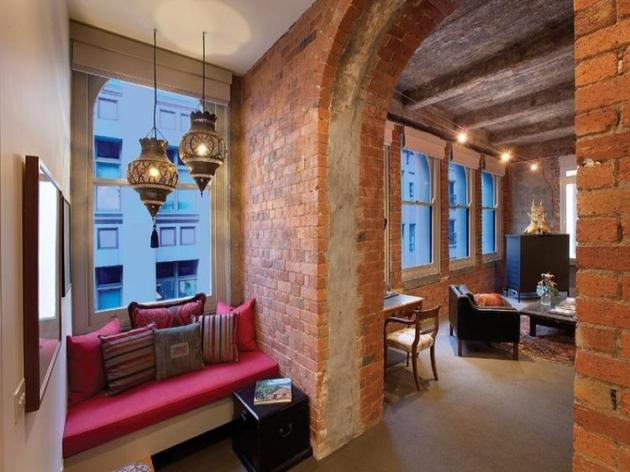 Leicester House warehouse apartment